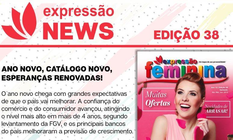 Expressão News – Edição 38